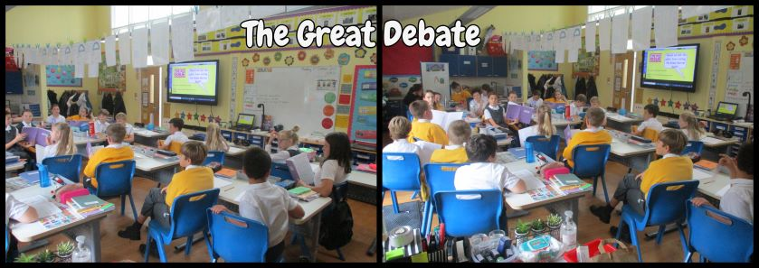 T1 Great Debate